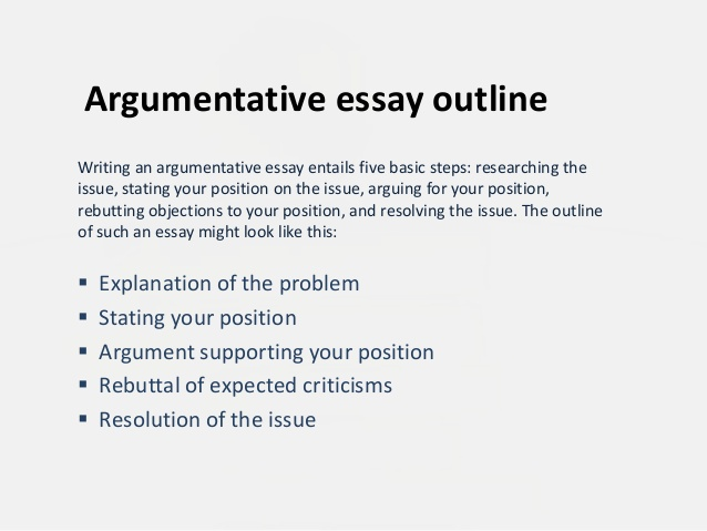 Argumentative Essay Papers  Logan Square Auditorium Argumentative Essay Papers