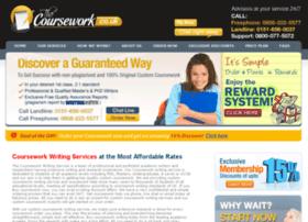coursework online