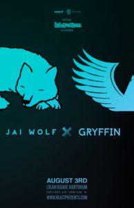 JaiWolf+Gryffin